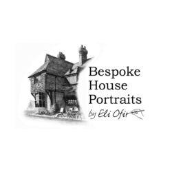 Bespoke House Portraits | Midsummer & Midwinter Fair | Exhibitor at Wealden Times Fair.