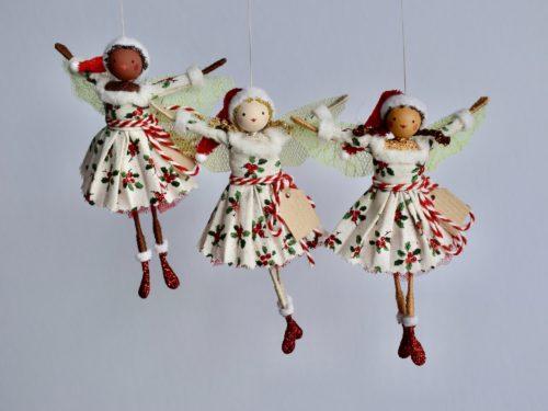 Halinka's Fairies | Midsummer & Midwinter Fair | Exhibitor at Wealden Times Fair.