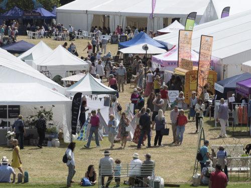 Midsummer Fair | Hole Park | Rolvenden | Wealden Times Fair.