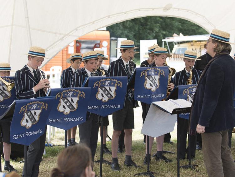 Saint Ronan's School | Midsummer Fair | Hole Park | Rolvenden | Wealden Times Fair.