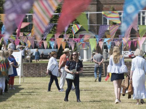 Hole Park | Rolvenden | Wealden Times Fair | Midsummer Fair.