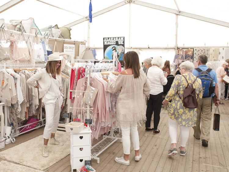 Exhibitor at Wealden Times Fair | Hole Park | Rolvenden | Midsummer Fair.