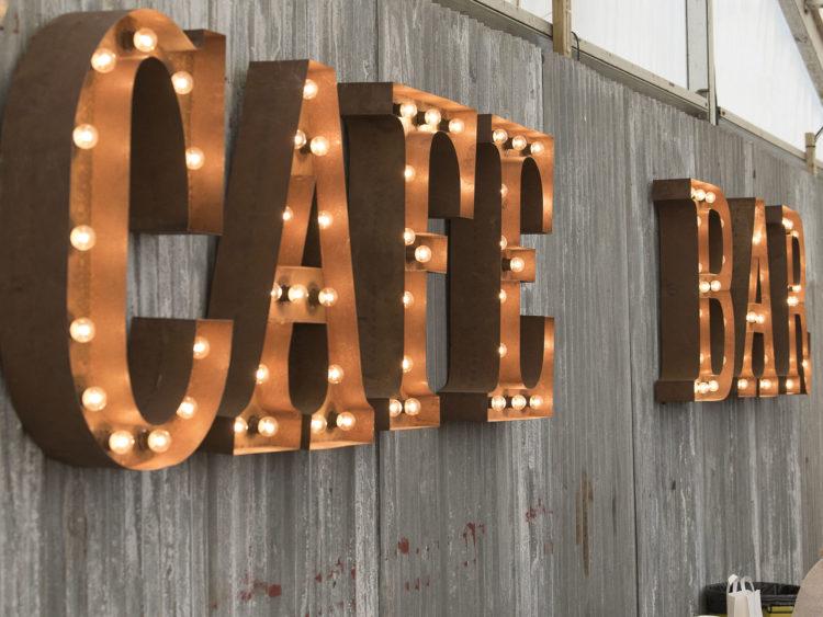 The Cafe Bar | Wealden Times Fair | The Hop Farm | Paddock Wood | Midwinter Fair.
