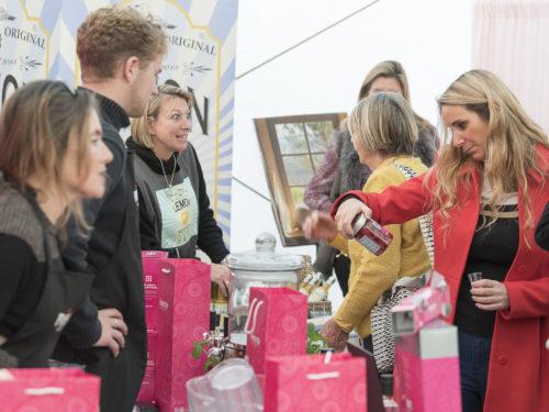 Pinkster Gin | Exhibitor at Wealden Times Fair | The Hop Farm | Paddock Wood | Midwinter Fair.