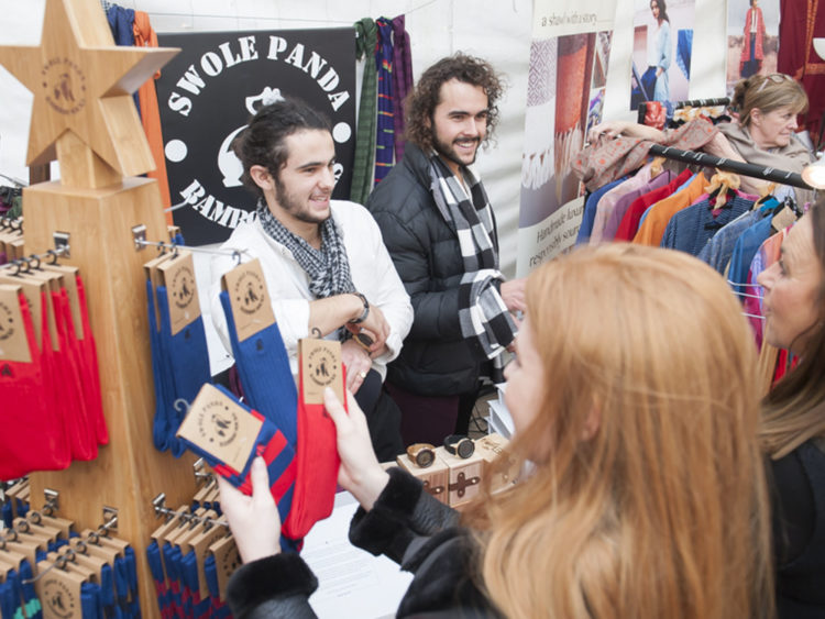 Swole Panda | Exhibitor at Wealden Times Fair | The Hop Farm | Paddock Wood | Midwinter Fair.