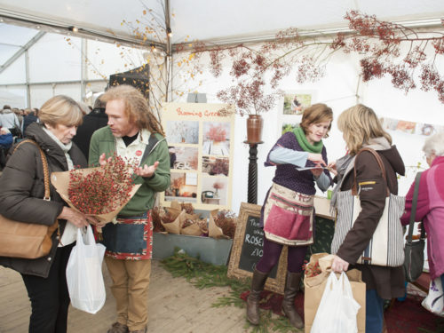 Blooming Green | Exhibitor at Wealden Times Fair | The Hop Farm | Paddock Wood | Midwinter Fair.