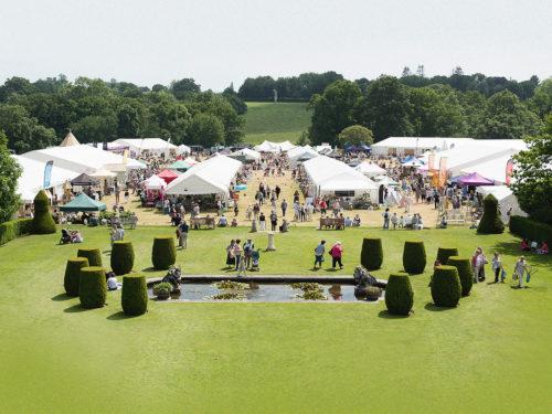 Hole Park | Rolvenden | Midsummer Fair | Wealden Times Fair.