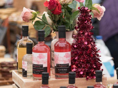 Rose Cottage Drinks | Midsummer & Midwinter Fair | Exhibitor at Wealden Times Fair.
