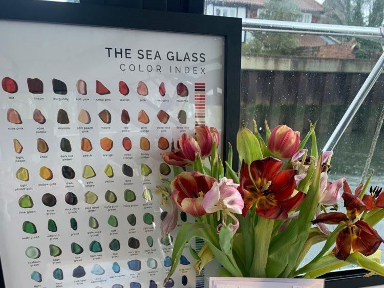 Sea Glass by Archie | Midsummer & Midwinter Fair | Exhibitor at Wealden Times Fair.