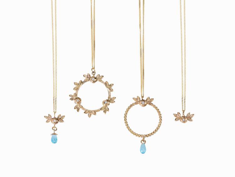 Charlotte Reid Jewellery | Midsummer & Midwinter Fair | Exhibitor at Wealden Times Fair.
