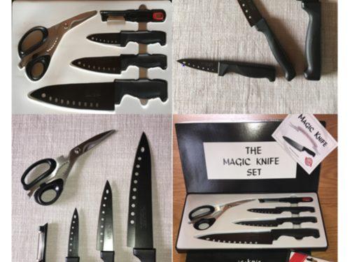 The Magic Knife Company | Midsummer & Midwinter Fair | Exhibitor at Wealden Times Fair.