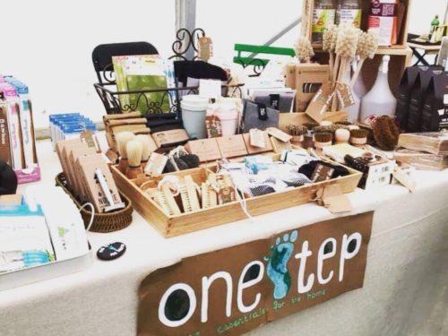 Onestep Earth | Midsummer & Midwinter Fair | Exhibitor at Wealden Times Fair.