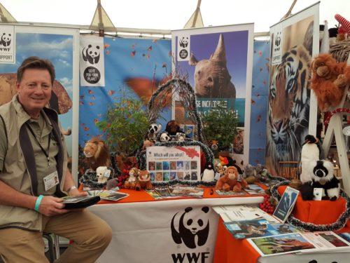 WWF | Midsummer & Midwinter Fair | Exhibitor at Wealden Times Fair.