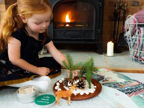Little Hands Learning | Midsummer & Midwinter Fair | Exhibitor at Wealden Times Fair.