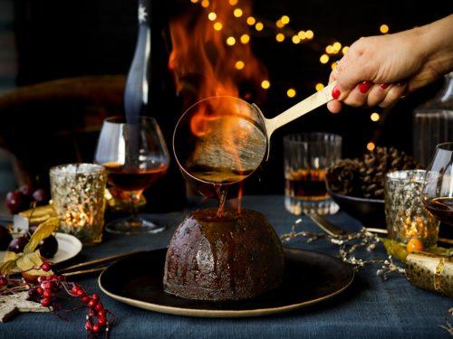 McLaren's Christmas Pudding | Midsummer & Midwinter Fair | Exhibitor at Wealden Times Fair.