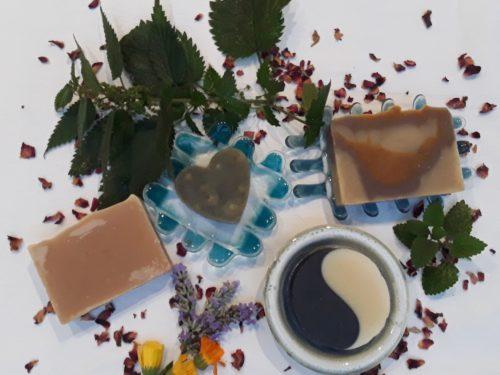 Soapy Herbs | Midsummer & Midwinter Fair | Exhibitor at Wealden Times Fair.